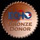 Bronze Pledge bronze