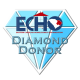 One Time Donation diamond