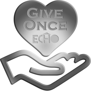 One Time Donation give once