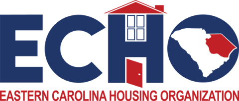 ECHO Eastern Carolina Housing Organization logo
