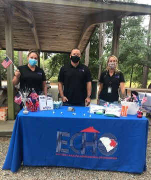 Veteran Outreach at Withers Swash Park veteran outreach event